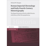 Roman Imperial Chronology and Early-Fourth-Century...