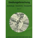 Siedlungsforschung - Archäologie - Geschichte-...
