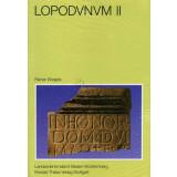 Lopodunum II - Inschriften und Kulturdenkmäler aus...