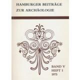 Hamburger Beiträge zur Archäologie, Band 5....