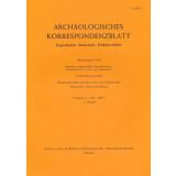 Archäologisches Korrespondenzblatt 1987/4