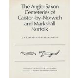 The Anglo-Saxon cemeteries of Caistor-by-Norwich and...