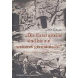 Die Externsteine sind bis auf weiteres germanisch!