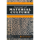 Journal of Material Culture, Volume 1-1996 - Volume 5-2000, in 15 Volumes