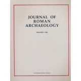 Journal of roman Archaeology - JAR. An International...
