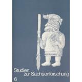 Studien zur Sachsenforschung, Band 6