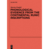 Phonological Evidence from the Continental Runic...