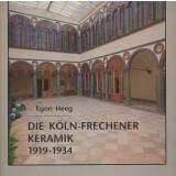 Die Köln-Frechener Keramik des Toni Ooms 1919-1934