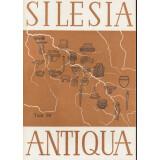 Silesia Antiqua Tom 20. Muzeum Archeologiczne we Wroclawiu