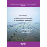 Archäologische Fundstellen im ostfriesischen Wattenmeer