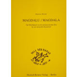 Magdalu - Magdala. Tell Schech Hamad von der...