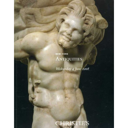 Christies Antiquities New York - Wednesday 4 June, 2008 - Auction Catalogs - Egyptian art collected by Gustave Jéquier