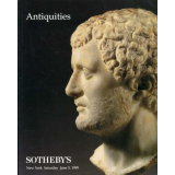 Sothebys Antiquities - New York Saturday 5 June, 1999 -...