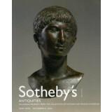 Sothebys Antiquities - New York Thursday 9 December, 2004...
