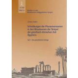 Schreibungen der Pharaonennamen in den Ritualszenen der Tempel der griechisch-römischen Zeit