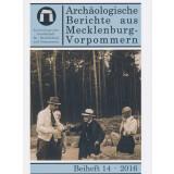 Die archäologischen Forschungen in Mecklenburg 1930...