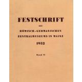 Festschrift des Römisch Germanischen Zentralmuseums...