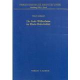 Die Stufe Wölfersheim im Rhein Main Gebiet.Prähistorische Bronzefunde -Abteilung XXI: Regionale und chronologische Gliederung