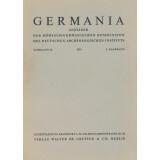 Kopie von Germania Anzeiger der Römisch Germanischen...