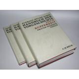 Handbuch der Vorgeschichte, Band 3 - Kupferzeit. Text,...
