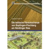 Die keltische Viereckschanze von Bopfingen-Flochberg am...