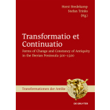Transformatio et Continuatio. Forms of Change and...