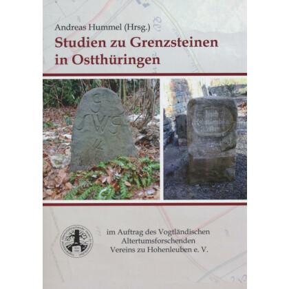 Die Grenzsteine der historischen Grenze Chursachsen-Churhannover im ...