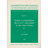 Studien zu Gräberfeldern des 6. bis 9. Jahrhunderts...