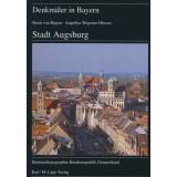 Denkmäler in Bayern. Stadt Augsburg