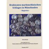 Brakteaten markmeißnischen Schlages in Münzfunden