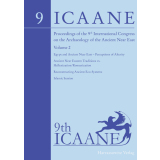 Proceedings of the 9th ICAANE. Egypt and Ancient Near...