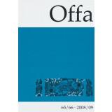 Offa-Zeitschrift Band 65/66 - Jahrgang 2008/2009....