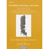 Christliches mit Feder und Faden - Christliches in...
