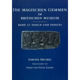 Die Magischen Gemmen im Britischen Museum, 2 Bände