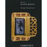 Ancient Jewelry. Christies Antiquities New York - Thursdy...