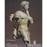 Christies Antiquities London - Wednesday 11 July, 1990 -...