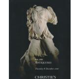 Christies Antiquities New York - Thursday 6 December, 2007