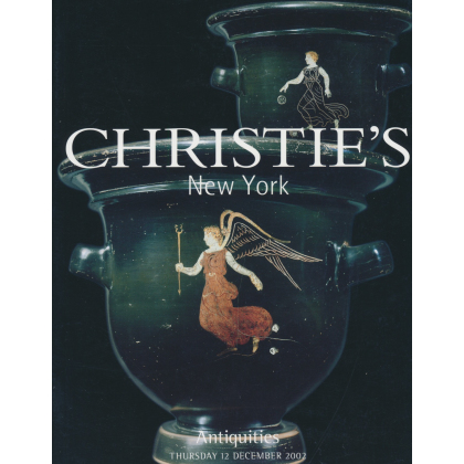 Christies Antiquities New York - Thursday 12 December, 2002 - Auction Catalogs
