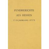 Fundberichte aus Hessen Jahrgang 17 und 18