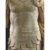 Christies Antiquities New York - Wednesday 8 June, 2005 -...