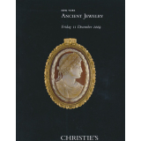 Ancient Jewelry. Christies Antiquities New York - Friday...
