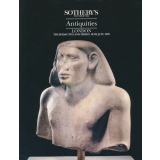 Sothebys Antiquities - London Thursday and Friday 10 July...