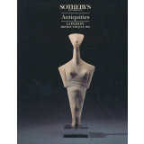 Sothebys Antiquities - London Monday 8 July 1991 -...