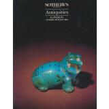 Sothebys Antiquities - London Thursday 10 Juli 1990....