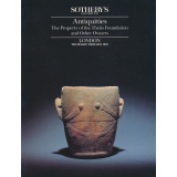 Sothebys Antiquities - London Thursday 23 May 1991. The...