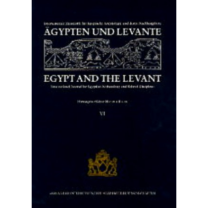 Ägypten und Levante VI - Egypt and the Levant VI