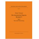 Der demotische Papyrus Rylands 9
