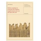 Edition synoptique et traduction des chapitres...