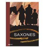 Saxones. Eine neue Geschichte der alten Sachsen. Neue...