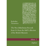 The Neo-Babylonian Records from Ur from the Hall...